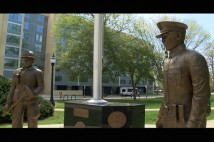 Fire and Police Memorial Statues