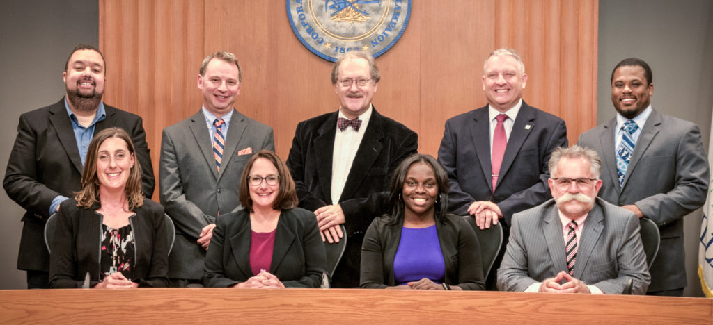Group photo of City Council